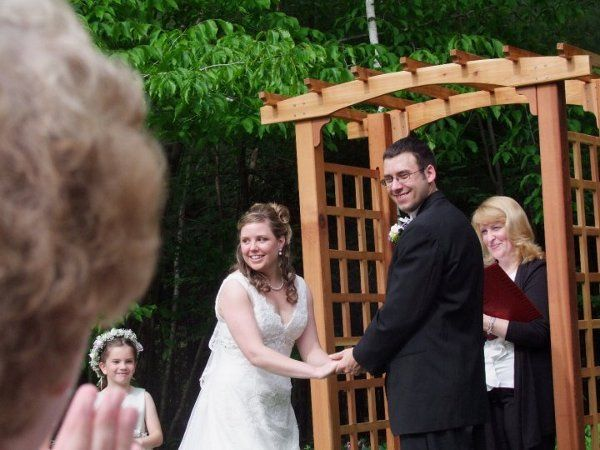 Tmx 1277944450116 AshleyandChris Keene wedding officiant