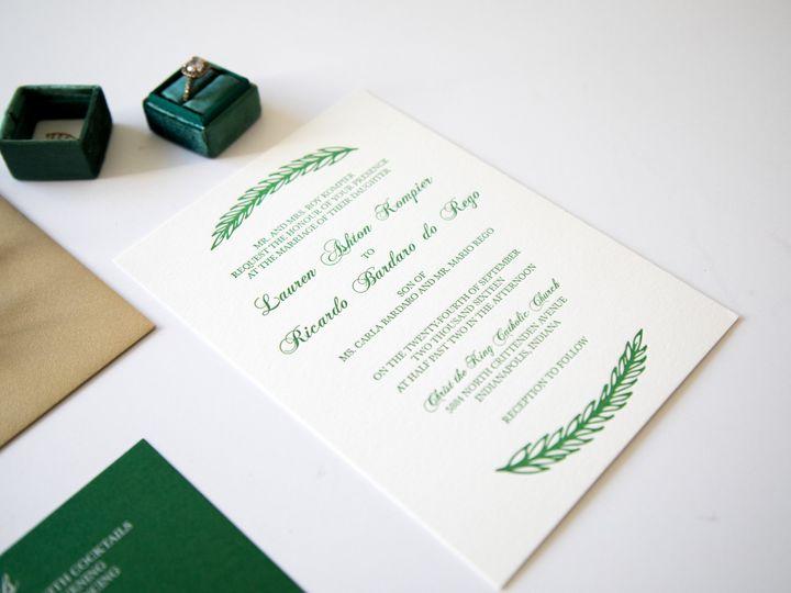 Tmx Cs5a5643 X5 51 782396 Greenwood, IN wedding invitation