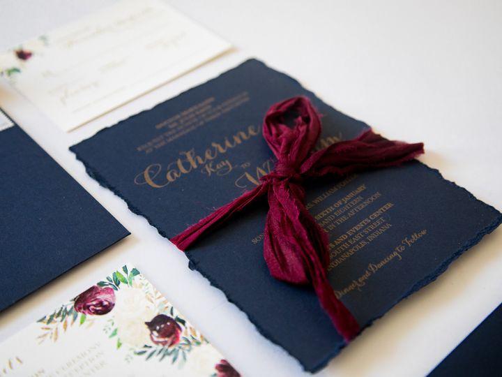 Tmx Cs5a5682 X5 51 782396 Greenwood, IN wedding invitation