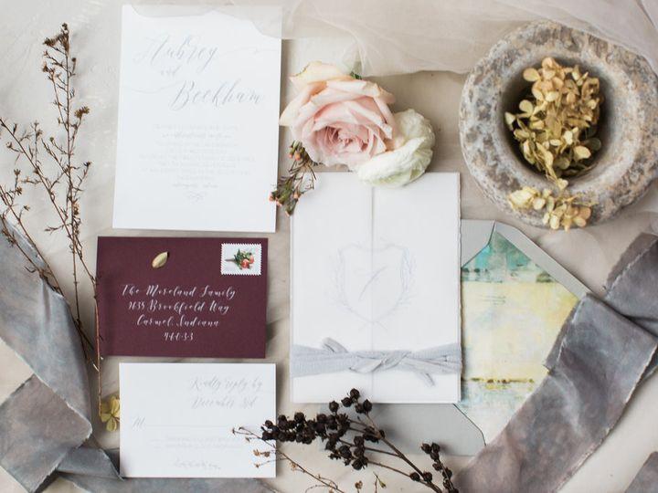 Tmx Danielle Harris1 51 782396 Greenwood, IN wedding invitation