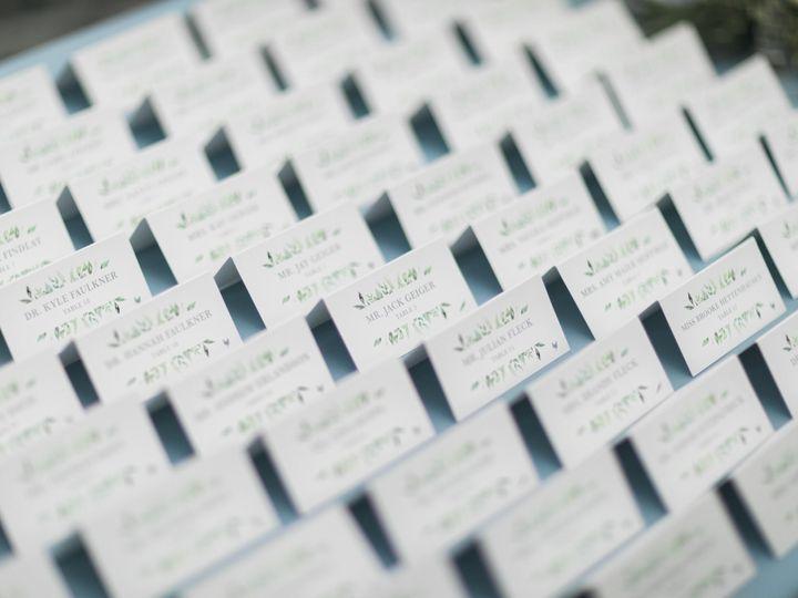 Tmx Molly Brian Reception 0015 51 782396 Greenwood, IN wedding invitation