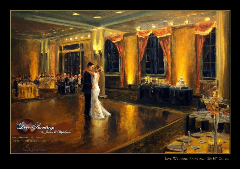 Painting of the First Dance