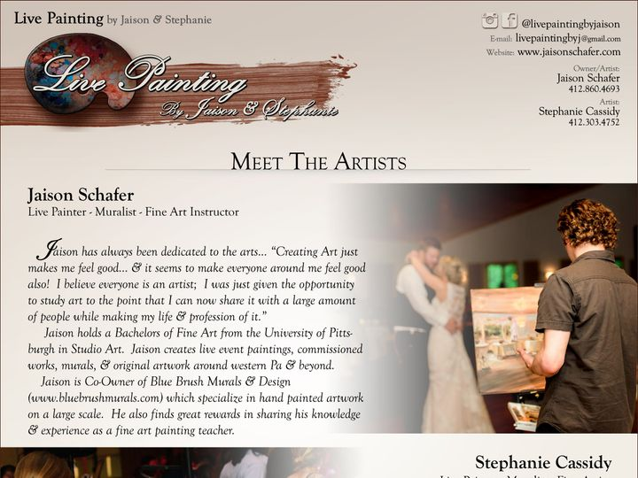 Tmx Live Js Meet Artists 12 31 18 51 1013396 Saxonburg, PA wedding favor