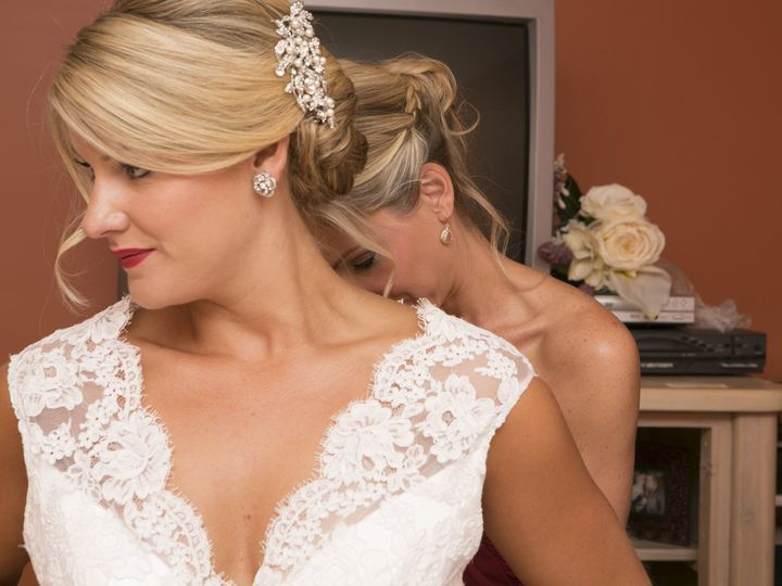Tmx 1402615455237 Hair1 1 Tarrytown, New York wedding beauty