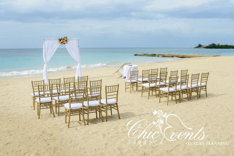 Chic Events Jamaica Planning James Hill Jm Weddingwire