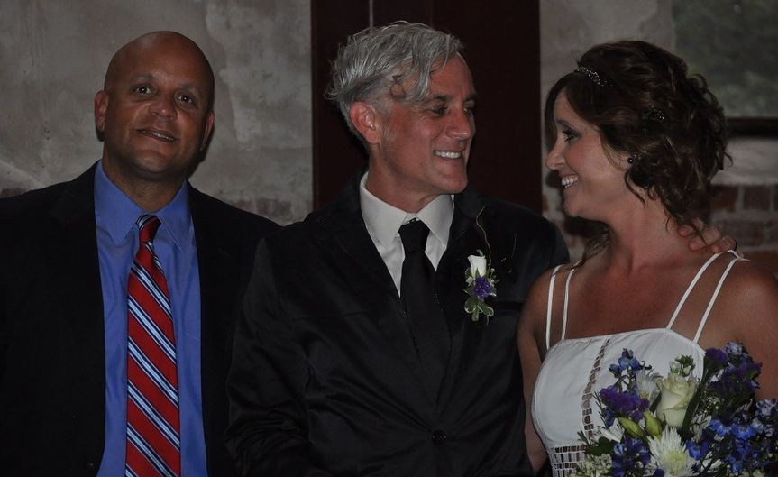 Get Married NC! Kevin Martin