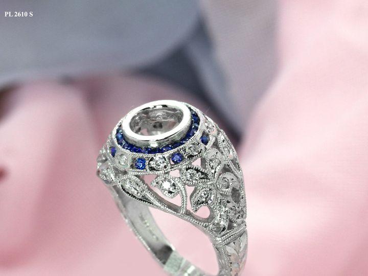 Tmx 1384801740950 Pl 2610  Los Angeles wedding jewelry