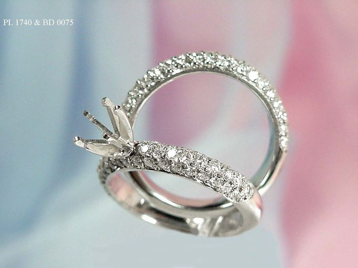 Tmx 1384802589904 Pl1740 Bd 007 Los Angeles wedding jewelry