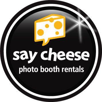 say cheese logo