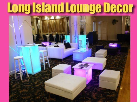 Long Island Lounge Decor