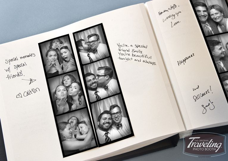 Guest photo logbook