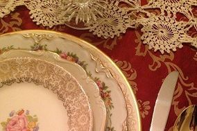 Elegant Event Settings - Vintage China & Wedding Decor Rentals