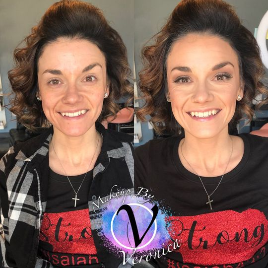 Lincoln makeup artist