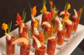Putting on the Ritz ,Catering
