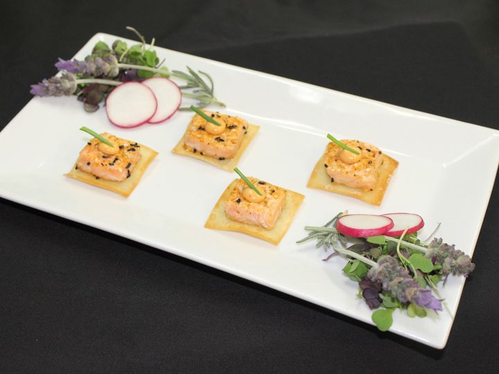 Tmx 1421762884437 Salmon Crisp Laurel, MD wedding catering