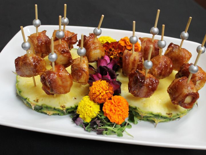 Tmx 1421763109391 Scallops Wrapped In Bacon Laurel, MD wedding catering
