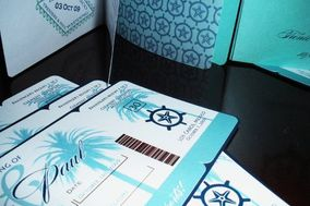 Ana de Roux - Invitations, Stationery & Design