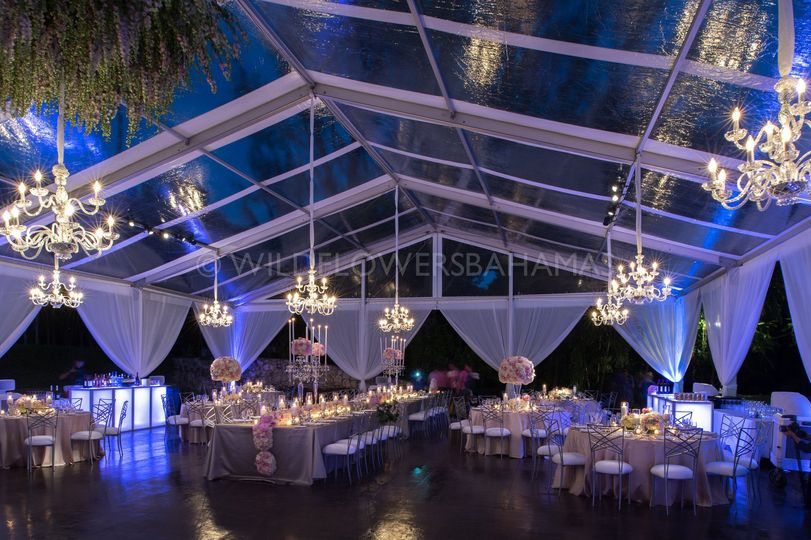 wildflowers bahamas weddings events decor floral v