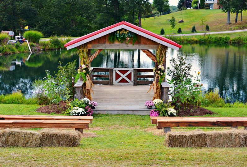 Your Ceremony Space