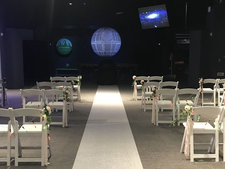 Tmx Science Center Hudgens Wedding 51 741496 160529991861103 Orlando, FL wedding officiant