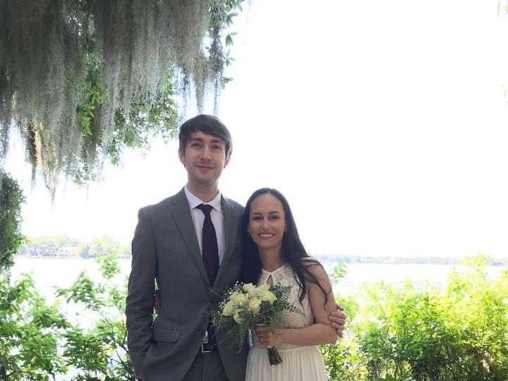 Tmx Wedding David And Andrea 51 741496 160529990545946 Orlando, FL wedding officiant