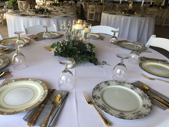 China and table setting