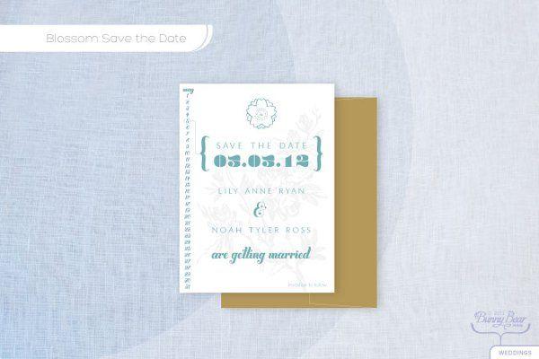 Tmx 1310362496607 BlossomSTD Seattle wedding invitation