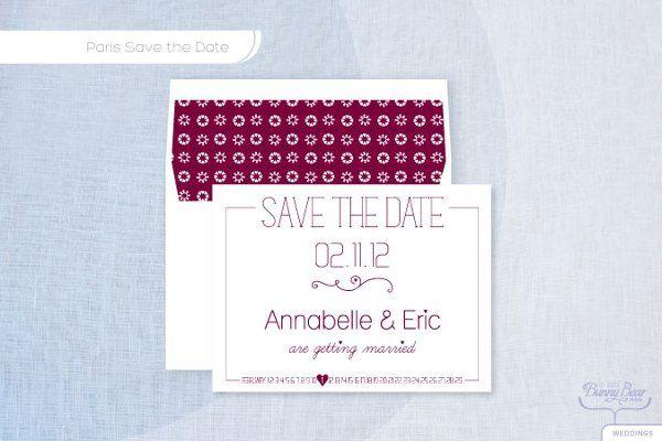 Tmx 1310362508389 ParisSTD Seattle wedding invitation