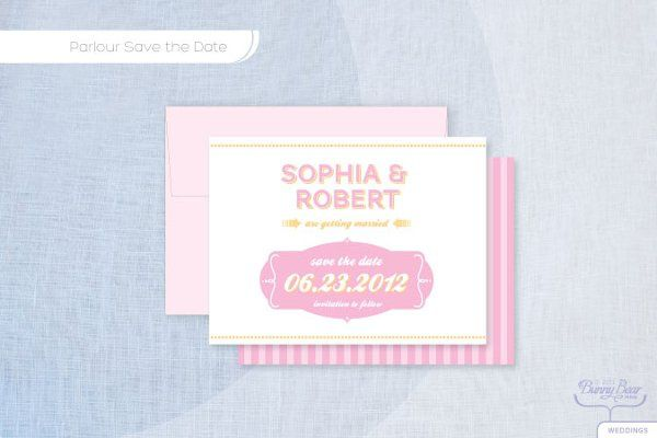 Tmx 1310362512779 ParlourSTD Seattle wedding invitation