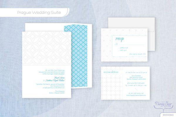 Tmx 1310362515748 PragueW Seattle wedding invitation