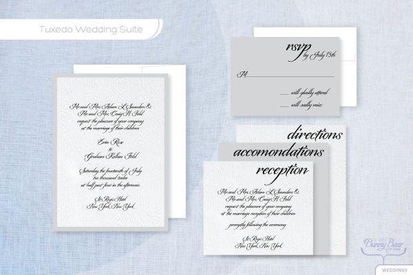Tmx 1310362525670 TuxedoW Seattle wedding invitation