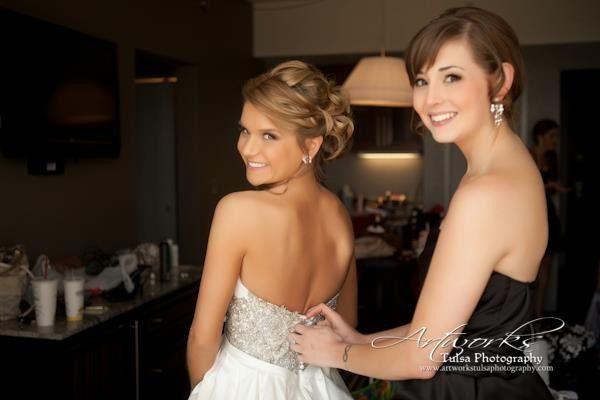 Tmx 1403036030906 A9 Tulsa, Oklahoma wedding beauty