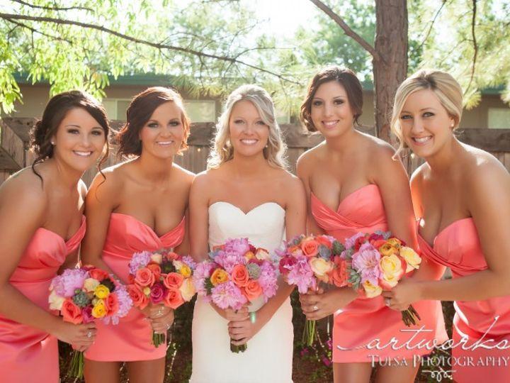 Tmx 1403036038250 A11 Tulsa, Oklahoma wedding beauty