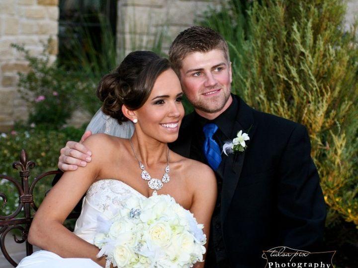 Tmx 1403036115857 A20 Tulsa, Oklahoma wedding beauty