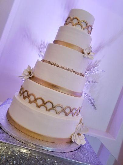 MEB Cakes Wedding Cake Houston TX WeddingWire