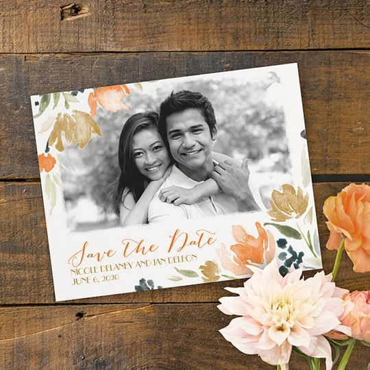 Photo Save the Dates