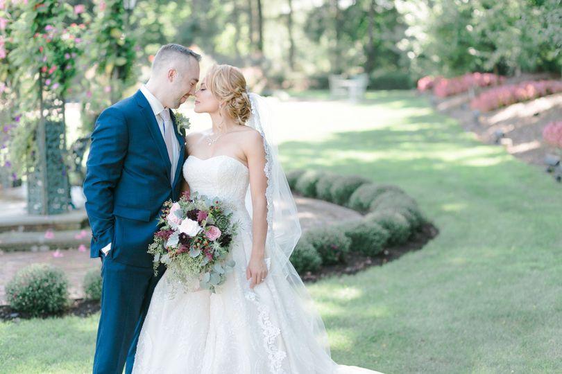 monor westorange garden wedding nj