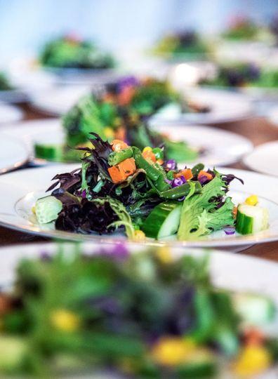Our Signature Rainbow Salad
