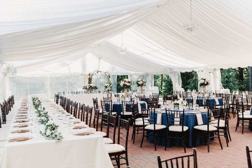 Tented Afternoon Affair