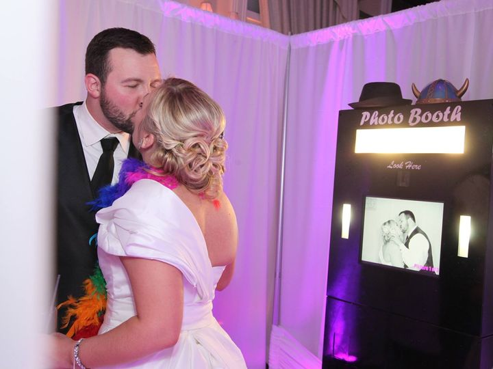 Tmx 1416541153081 Photo Booth Lounge Wedding Creamery, PA wedding dj