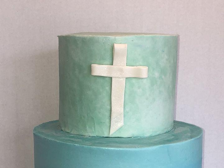 Tmx 1537992041 Fd3450b41f481ad8 1537992038 E1171ef420c9f81a 1537992037702 4 Bella Communion 2 Metuchen wedding cake