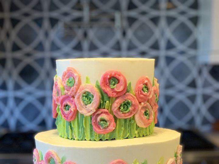 Tmx English Garden Cake 51 1016496 V1 Metuchen wedding cake