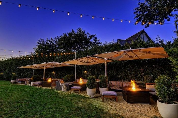 Outdoor view at The Montauk Beach House
