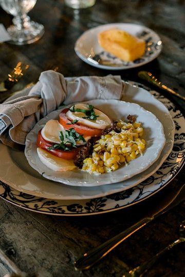 Southern Caprese Salad