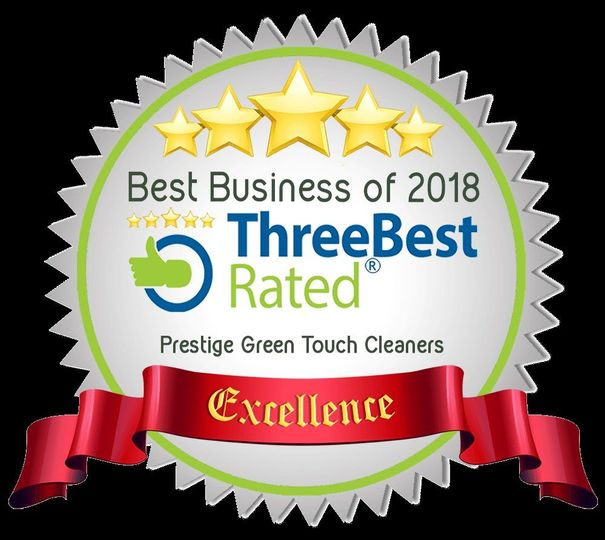 Prestige Green Touch  2018 Best Dry Cleaners