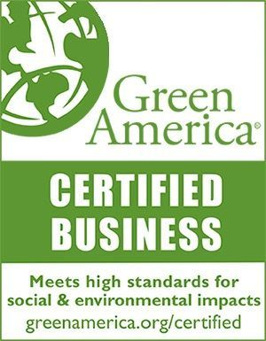 We Are Green Certified Business