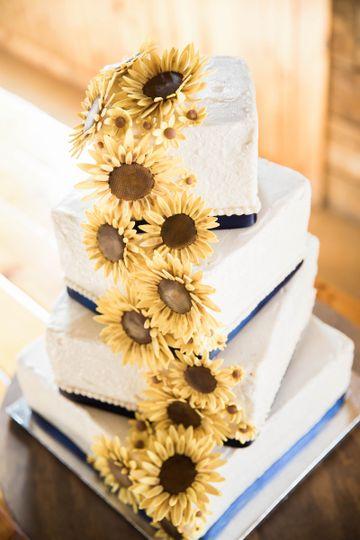 Sweet Devotion Cakery - Wedding Cake - Tulsa, OK - WeddingWire