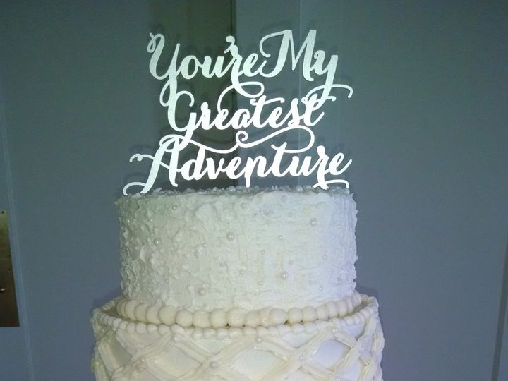 Tmx 1459369429354 Image Tulsa, Oklahoma wedding cake