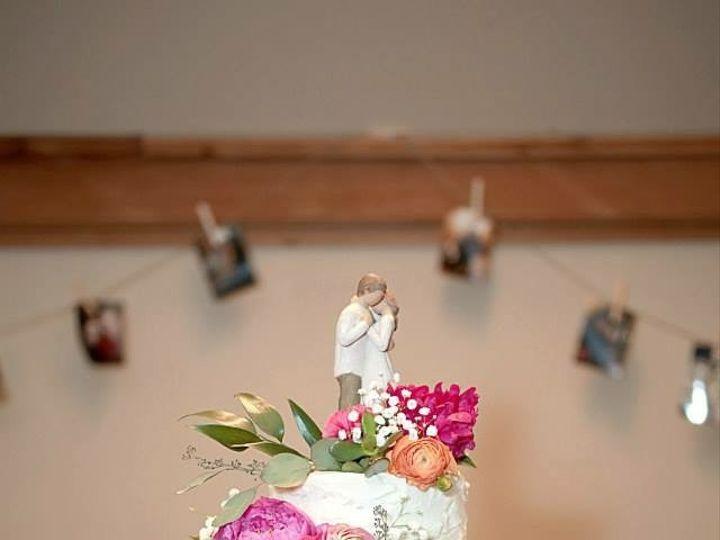 Tmx 1491870970896 Img3800 Tulsa, Oklahoma wedding cake