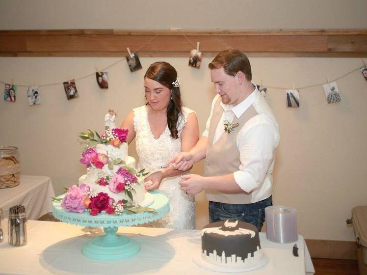 Tmx 1491870977939 Img3802 Tulsa, Oklahoma wedding cake